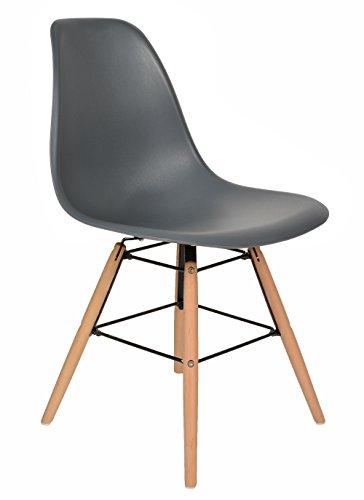 1 x design klassiker stuhl retro 50er jahre barstuhl. Black Bedroom Furniture Sets. Home Design Ideas