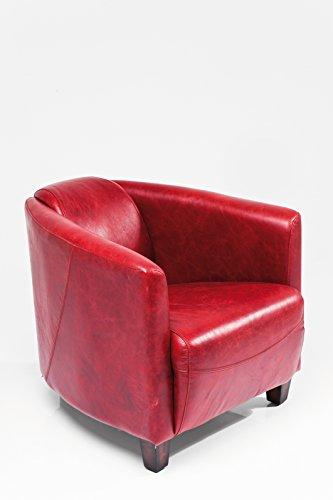 kare 78813 sessel cigar lounge rot retro stuhl. Black Bedroom Furniture Sets. Home Design Ideas