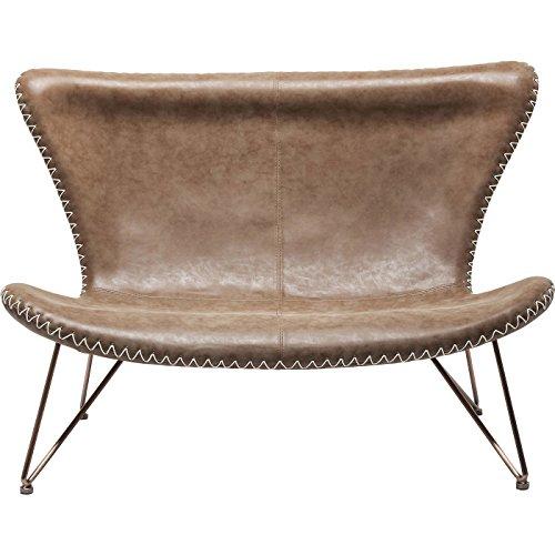 Sofa Miami Braun 2-Sitzer