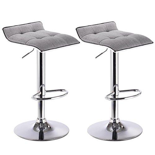 Woltu barhocker design drehstuhl hocker barstuhl lounge for Barhocker lounge
