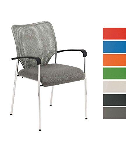 clp konferenzstuhl besucherstuhl cuba mit armlehne gut gepolsterter sitzfl che retro stuhl. Black Bedroom Furniture Sets. Home Design Ideas