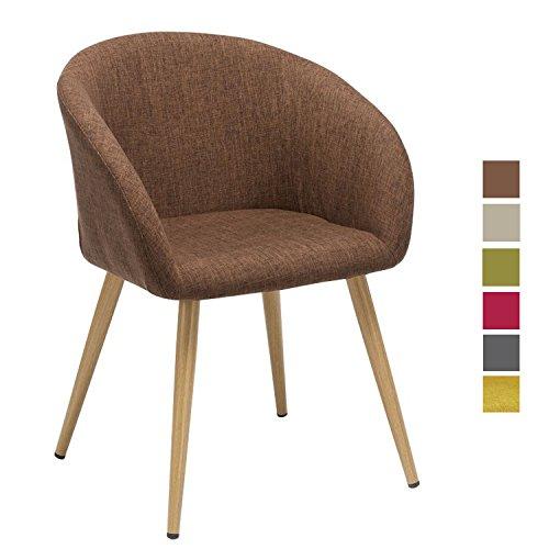 Design retro stuhl retro st hle jetzt g nstig online for Stuhl metallbeine