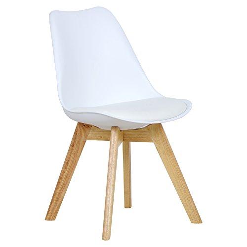 woltu bh29ws 1 1 x esszimmerstuhl 1 st ck esszimmerstuhl design stuhl k chenstuhl holz neu. Black Bedroom Furniture Sets. Home Design Ideas