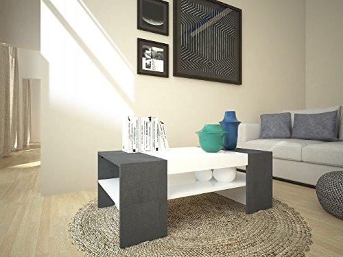 tecnos couchtisch wohnzimmertisch sofatisch wei. Black Bedroom Furniture Sets. Home Design Ideas