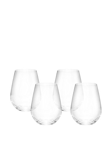 Villeroy & Boch Ovid Wasserglas-Set 4-teilig Kristall