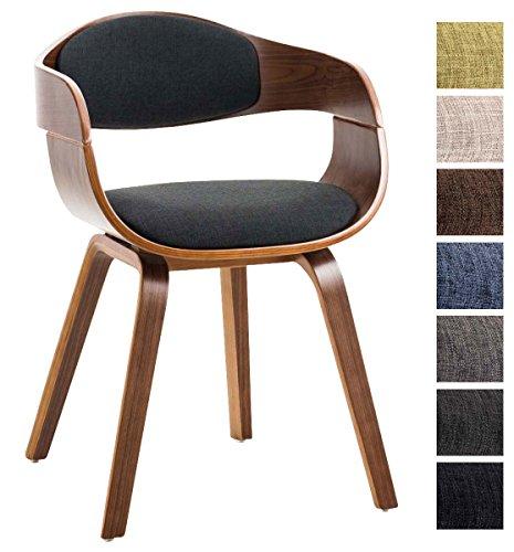clp design besucherstuhl kingston mit armlehne und hochwertiger polsterung moderner. Black Bedroom Furniture Sets. Home Design Ideas