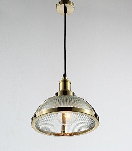 maxmer h ngelampe vintage pendelleuchte glas loft kronleuchter industrie h heverstellbar e27. Black Bedroom Furniture Sets. Home Design Ideas