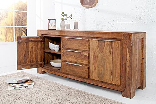 Invicta Interior 18810 Sideboard Giant Sheesham 180cm