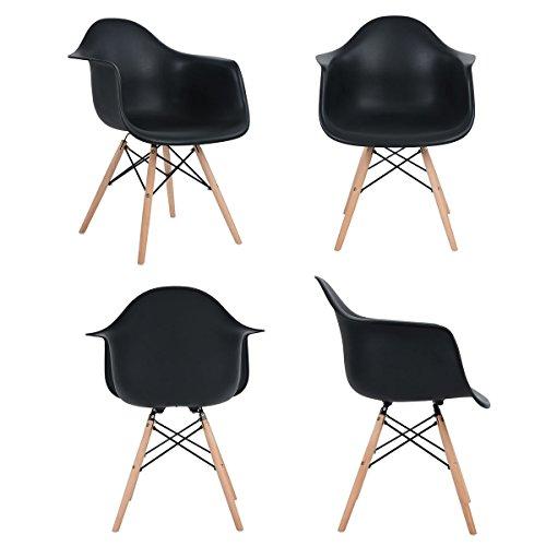 esszimmerst hle mit armlehne retro stuhl. Black Bedroom Furniture Sets. Home Design Ideas