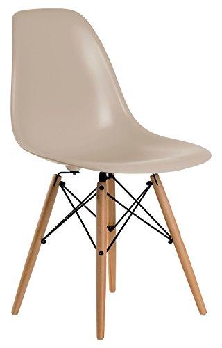Aryana Home Eames Replik–Set Stühle, 51x 46,5x 81,5cm
