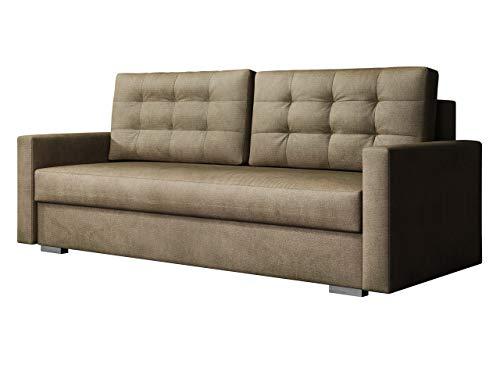 Mirjan24 schlafsofa selvio sofa couch mit schlaffunktion for Farbauswahl wohnzimmer