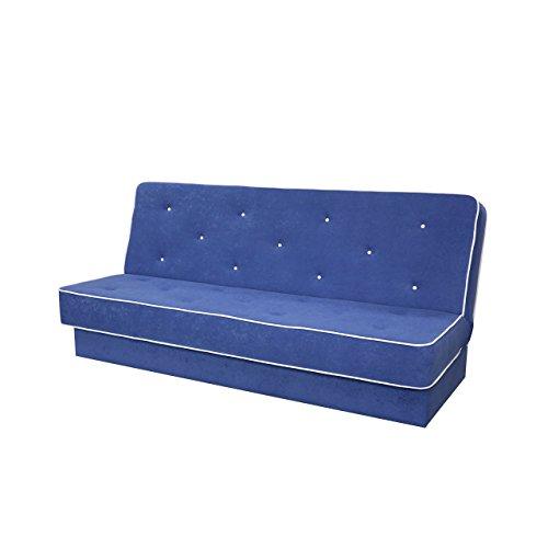 Schlafsofa Belaro Pik, Couch mit Bettkasten, Sofa mit Schlaffunktion, Farbauswahl, Schlafcouch, Bettsofa, Wohnlandschaft (Mikrofaza 0012 + Mikrofaza 0031)