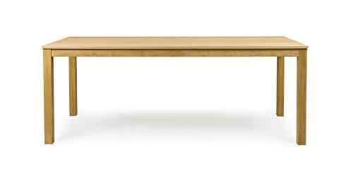 Tenzo 3583-054 Fresh Designer Esstisch Holz, eiche, 90 x 200 x 75 cm