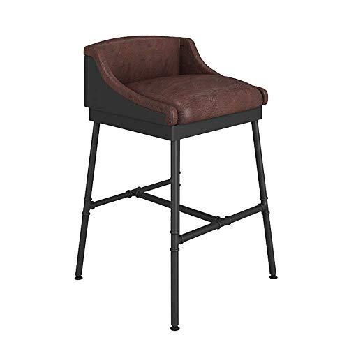 XQY Stuhl-Hocker Retro-Stuhl Old Iron Bar Bar Lounge-Sessel Bar Bar-Stuhl American Bar Home Bequem