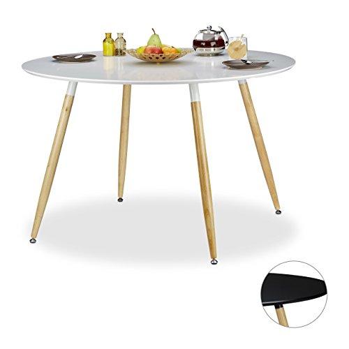 Esstisch Coavas Rund Küchentisch Modern Büro: Esszimmertische